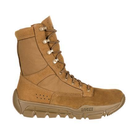 Botas Rocky C5C Coyote Brown