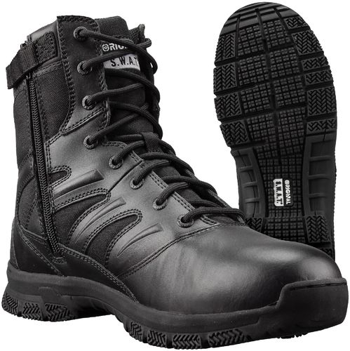 Botas SWAT Force 8 Side-Zip