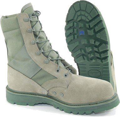 Botas McRae Hot Weather Sage Vibram