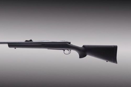 Coronha Hogue Remington 700 BDL Short Action Borracha