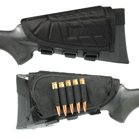 Encosto Face Blackhawk Rifle IVS Black
