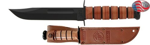 Faca Ka-Bar USMC Straight Edge