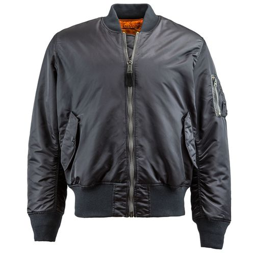Blusão Alpha Industries MA-1 Flight Jacket Blue