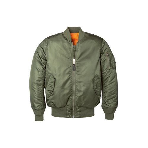 Blusão Alpha Industries MA-1 Flight Jacket Green