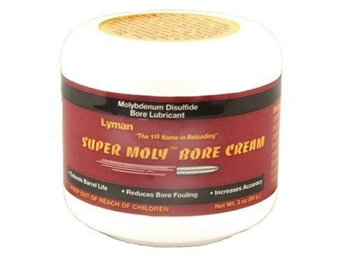 Super Moly Bore Cream Lyman 3oz