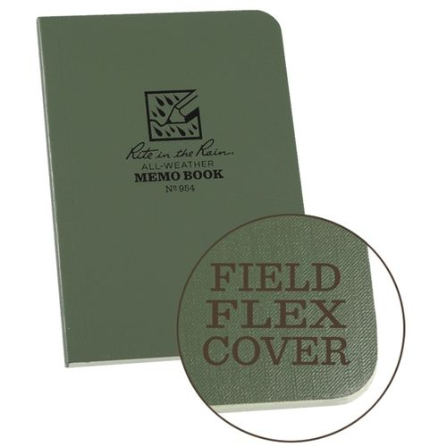 "Caderno Rite in the Rain Waterproof 5""x3,5"""