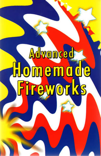 Livro Advanced Homemade Fireworks