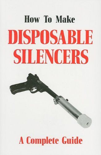 Livro How to Make Disposable Silencers
