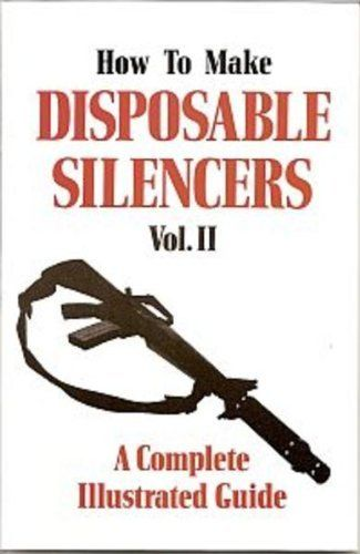 Livro How to Make Disposable Silencers II