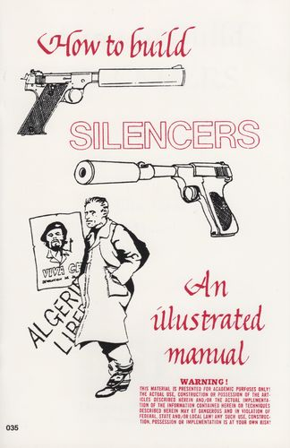 Livro How to Build Silencers