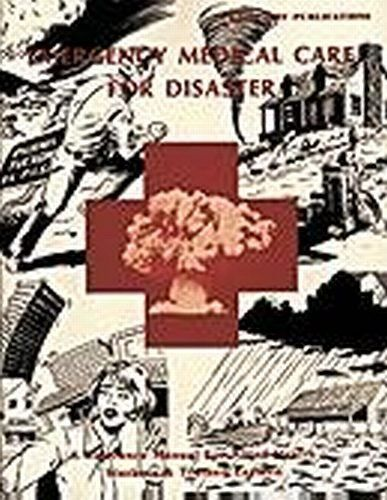 Livro Emergency Medical Care for Disaster