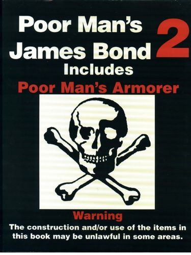 Livro The Poor Man's James Bond Volume 2