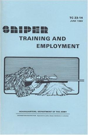 Livro Sniper Training and Employment