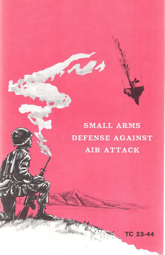 Livro Small Arms Defense Against Air Attack