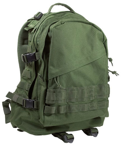 Mochila Vega 2ZM11 3 Day Pack Green