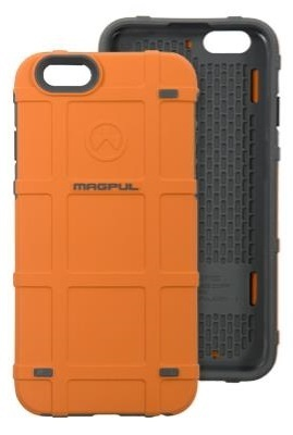 Capa Magpul Bump Case Iphone 5 Orange