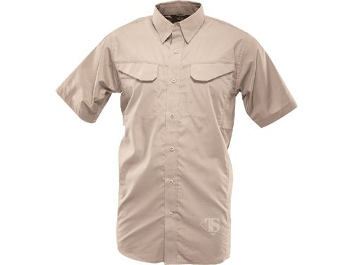 Camisa Tru-Spec24-7 Series Short Sleeve Khaki