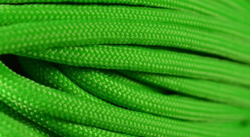 Paracord Elite First Aid 30 Metros Verde Neon