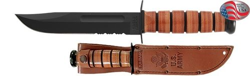 Faca Ka-Bar U.S. Army Serrated Edge