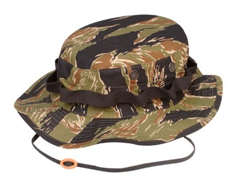 Boonie Hat Tru-Spec Tiger Strip