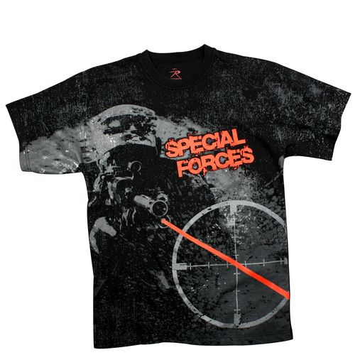 T-Shirt Rothco Special Forces