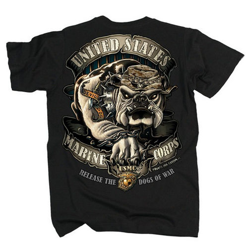 T-Shirt Rothco Release The Dogs Of War