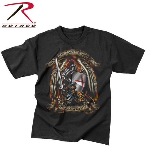 T-Shirt Rothco Put On The Whole Armour