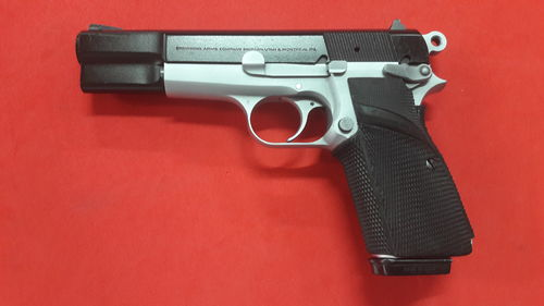 Pistola Browning Hi-Power Pratical Cal.9x19 Prototype