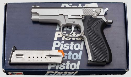 Pistola Smith & Wesson 5906 Cal.9x19 Como Nova
