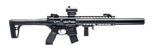 Carabina CO2 Sig Sauer MCX BLK Red Dot Cal.4,5mm