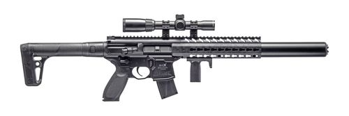 Carabina CO2 Sig Sauer MCX BLK Scope Cal.4,5mm