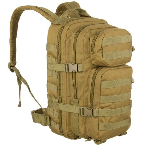 Mochila Mil-Tec Assault Pack 20L Coyote