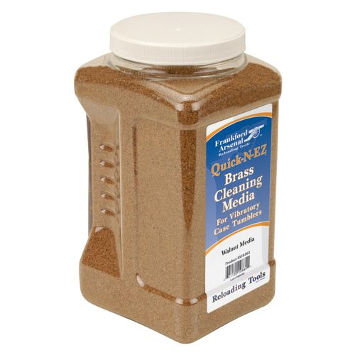 Granulado Frankford Arsenal Brass Cleaning Walnut 5lbs