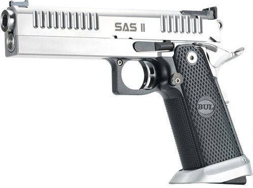 Pistola Bul Armory SAS II Standard/Limited Cal.9x19 Stainless