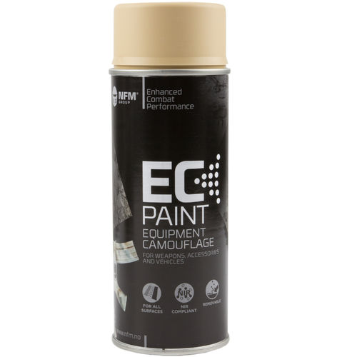 Spray Tinta NFM EC Sand
