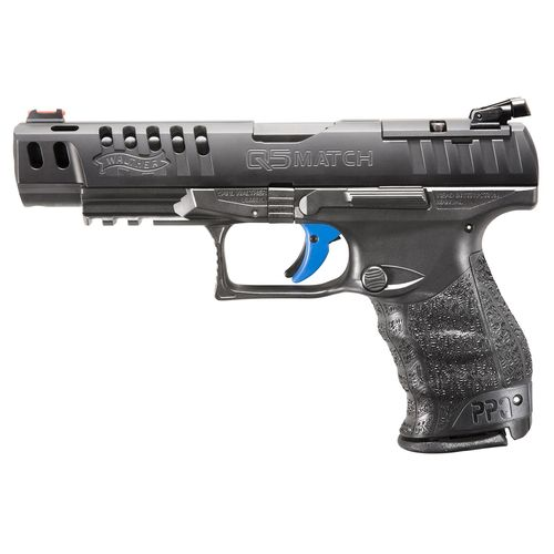"Pistola Walther Q5 Match 5"" Cal.9x19"