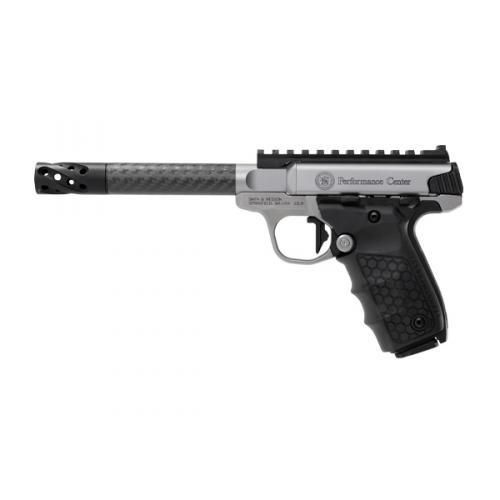 Pistola Smith & Wesson SW22 Victory Target Carbon Cal.22lr